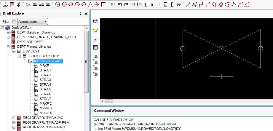 create-new-skey-from-autocad-2d-to-pdms-draft-result