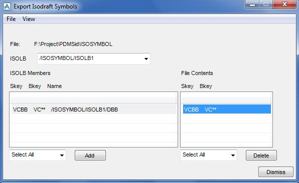 pdms-export-isodraft-symbol-menu-add